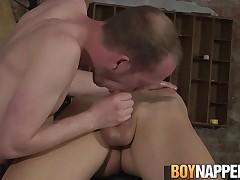 Kris Blent and Sean Taylor enjoy..